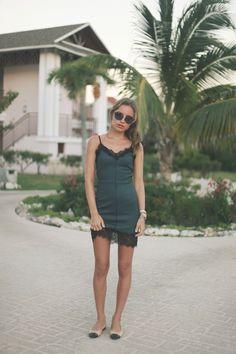 Lingerie dress #classisinternal.com