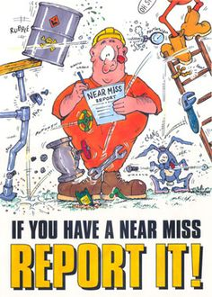 workplace safety campaign   Health & Safety cartoon character design, H&E cartoon illustration ...