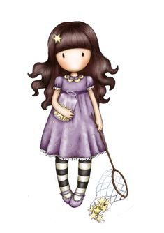 Cute Images, Cute Pictures, Love Pink Wallpaper, Fairy Sketch, Santoro London, Baby Shower Giraffe, Cute Cartoon Characters, Dibujos Cute, Digi Stamps