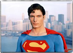 "Christopher Reeve ""Super"" Curl  #Menshair #ChristopherReevehair"