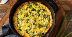 Zutaten: 6 Eier 1/2 Zitrone Salz & Pfeffer Petersilie 100 g geriebener Käse Zubereitung: Trennt das Eiweiß vom Eigelb und schlagt das Eiweiß steif...