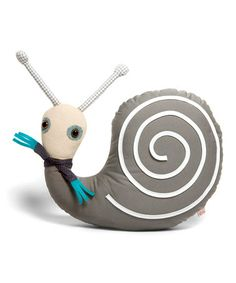 Simon the Snail reminds me of the little caterpillar from Labyrinth, perhaps it is a cousin??