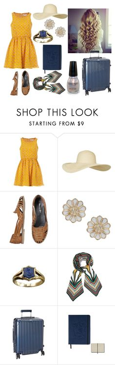 """""""Pie in the Sky: Rio de Janeiro"""" by pianokeys2013 ❤ liked on Polyvore featuring Topshop, Mimi Loves Jimi, Wallis, Tory Burch, Rimowa, travel, fanfiction, capsulewardrobe, packlight and travellight"""
