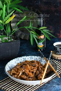 Asian Recipes, Healthy Recipes, Ethnic Recipes, Food N, Food And Drink, Japenese Food, Batch Cooking, Japchae, Menu