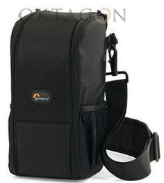 Lowepro S&F™ Lens Exchange Case - Funda g, 120 x 240 x 105 mm, 135 x 265 x 140 mm) Negro Lowepro Camera Bag, Camera Equipment, Photo Equipment, Photo Accessories, Camera Accessories, Camera Deals, Photography Supplies, Fotografia