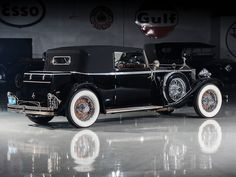 Ship Your Car Now Here is how we Deliver. #LGMSports deliver it with http://LGMSports.com 1931 Rolls-Royce Phantom II Croydon Convertible Coupe by Brewster