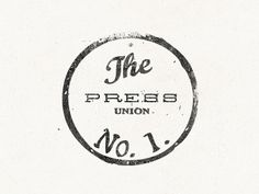 The Press Union  by Mads Burcharth