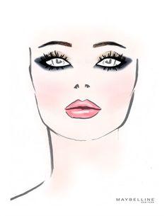 maquillaje gotico - Buscar con Google