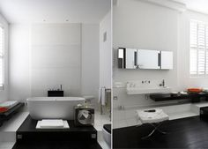 clean modern bathroom from plastolux