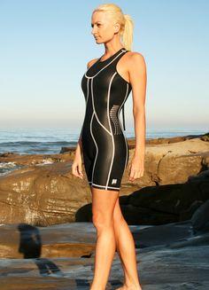 De Soto Sport: Women's Liftfoil Tri Speedsuit-SCS