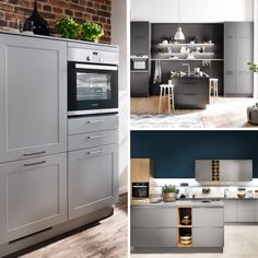 LWK Kitchens SA supply quality German-made kitchens. Here are some of our #greykitchendesigns
