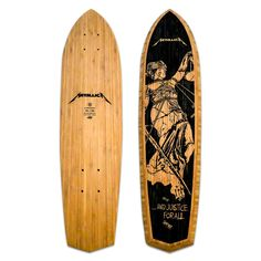 ...And Justice for All Limited Edition Skateboard Deck $199.99