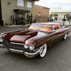 '60 Cadillac, by Kindigit Customs....