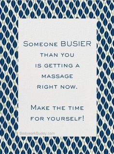 Make some time for massage! Come to Fulcher's Therapeutic Massage in Imlay City, MI and Lapeer, MI for all of your massage needs! Call (810) 724-0996 or (810) 664-8852 respectively for more information or visit our website lapeermassage.com!