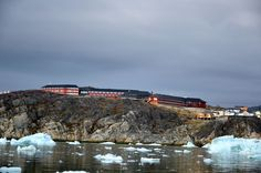 Hotel Arctic, Ilulisat - the most northerly 4 star hotel