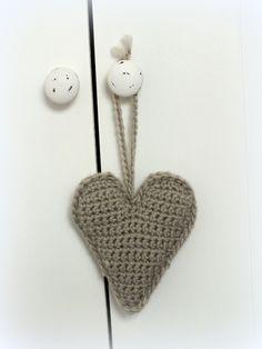 Gehaakt hart, loving it!