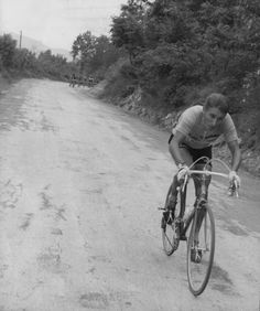 .....Anquetil on a break-away!