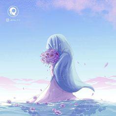Ideas street art woman pictures for 2019 Cute Wallpapers, Wallpaper, Islamic Art, Female Art, Art Girl, Art, Anime Muslim, Islamic Artwork, Street Art