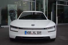 Volkswagen XL1 #vwfuture