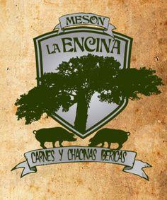 Logotipo Mesón la Encina