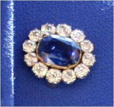 From Her Majesty's Jewel Vault: Prince Albert's Sapphire Brooch