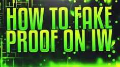 This tutorial will help you create fake proof thon IW using my faking pack. In this video I go through step by step how to use both parts of the fake proof p. Vfx Tutorial, Videos, Youtube, Youtubers, Youtube Movies