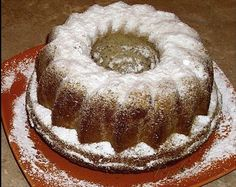 Obrázek z Recept - Bábovka Tatranka