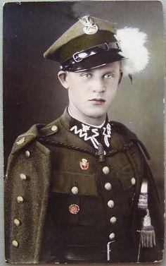 podhale hunter, Polish Army WW2, pin by Paolo Marzioli-1939.Bryada Podchalańska.