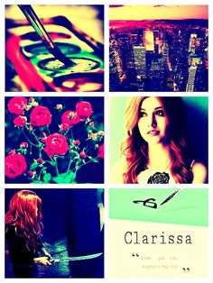 Imagem de the mortal instruments, clary fray, and clary