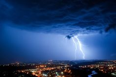Electrical storm over Durban, KwaZulu-Natal South Africa. Durban South Africa, National Geographic Travel, Kwazulu Natal, Pretoria, Beaches In The World, Most Beautiful Beaches, 6 Years, Landscape Photography, Scenery