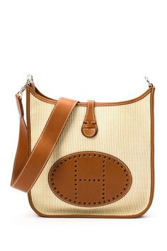 Vintage Hermes Cotton Evelyn PM Shoulder Bag by Vintage Hermes on @HauteLook