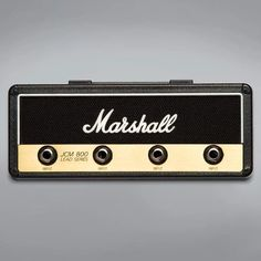 Pluginz M-SLP-WS Jack Rack Marshall JCM800 Guitar Amp Key Holder and Keychain