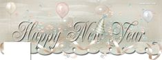 Pastel Happy New Year Facebook Cover Images, Facebook Timeline Covers, Cover Wallpaper, Iphone Wallpaper, Happy New Year Facebook, Facebook Background, Fb Cover Photos, Fb Covers, Winter Time