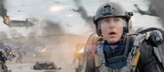 Edge Of Tomorrow Will Keep You On The Edge Of Your Seat. Director Doug Liman and stars Tom Cruise and Emily Blunt are at the top of their game in the thrilling sci-fi action flick 'Edge of Tomorrow. Tom Cruise, Sam Peckinpah, Edge Of Tomorrow, Best Action Movies, Action Film, Jackie Chan, Emily Blunt, John Wick, Entertainment