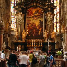 St.-Stephansdom in Wenen