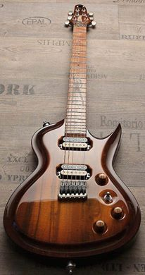 Nice guitars made by Zerberus Guitars from Speyerdorf, Rheinland-Pfalz, Germany
