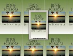 """Featured Book at INDIE BOOK SOURCE --- by Author Jim Hartsell LINK: http://carternovels.com/author-jim-hartsell.html ROCK, PAPER, SCISSORS Genre: YA /Teen/Fiction """"....Edward, a twenty-something part-time college student, lives an uneventful life and likes it that way. Then his relationships with Joey, a friend Edward is tutoring in math, and Melissa, a casual acquaintance, both take unexpected turns and complicate his life in ways that he never imagined..""""Read more at LINK above."""