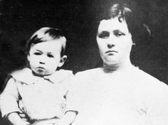 Leah Aks, 18, (b. Warsaw, 1894) boarded Titanic at Southampton with her baby son Frank, having  left their home in London for Norfolk, Virginia where Leah's husband Samuel, a tailor, was waiting for them. On the night of the sinking as Leah stood on the deck clutching her baby son he was suddenly torn away from her & tossed into lifeboat 11. He was caught by Elizabeth Nye & Leah, still in a state of shock, was pushed into lifeboat 13. They were reunited on board the Carpathia.