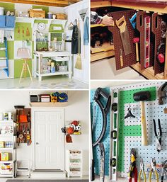 Organize your garage and find new space to park your car.