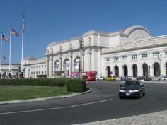 Union Station. Washington DC