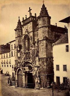 Sta.-Cruz-J Portugal, Iberian Peninsula, Atlantic Ocean, Tower Bridge, Portuguese, Barcelona Cathedral, Spain, Europe, Cbr