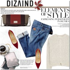 Designer Clothes, Shoes & Bags for Women Manolo Blahnik, Vera Wang, Mom Jeans, Style Inspiration, Shoe Bag, Mango, Stylish, Pretty, Polyvore