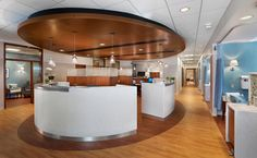 RTKL for Central DuPage Hospital Cancer Center in Warrenville, Illinois
