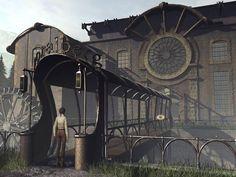Benoit Sokal's Syberia | Outside the Factory