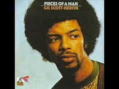 Gil Scott Heron - Home Is Where The Hatred Is . Peace. Been listening to his collection all morning. Can't get these plugs out. Feel my spirit dancing.