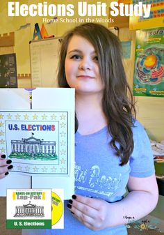 Elections Unit Study by Home School in the Woods