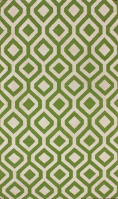 Rugs USA Kilim lattice Green Rug $689.00, but only $344 with %50 off coupon...