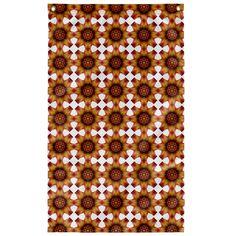 Pattern 002-008 - Wall Flag...