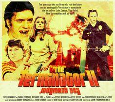 The Terminator II #Mashup