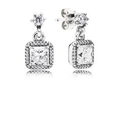 Find Pandora Timeless Elegance Earrings Online online or in Pandoraeu. Shop Top Brands and the latest styles Pandora Timeless Elegance Earrings Online of at Pandoraeu. Pandora Charms, Pandora Rings, Pandora Bracelets, Pandora Jewelry, Pandora Uk, Pandora Beads, Pandora Outlet, Hanging Earrings, Anillo De Compromiso